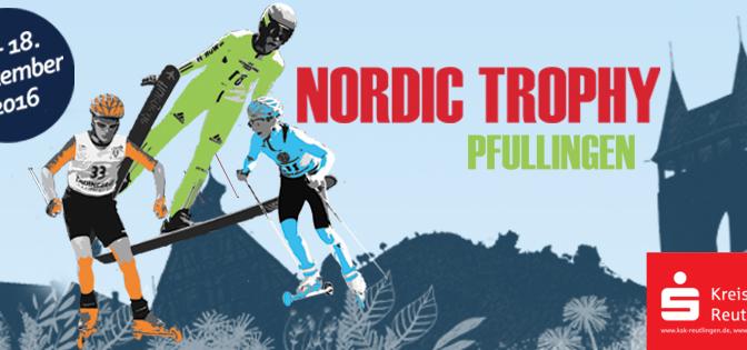 1. Nordic Trophy Pfullingen 17.09. – 18.09.2016