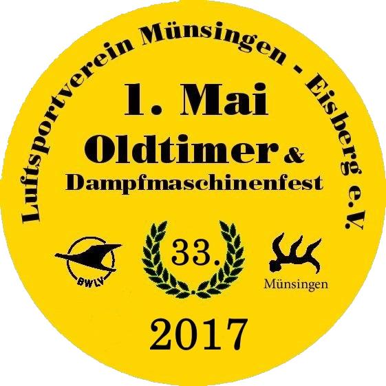 33. Oldtimer & Dampfmaschinentreffen LSV-Münsingen-Eisberg e.V. 2017
