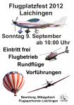 Flugplatzfest Laichingen 09.09.2012