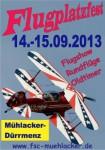 Flugplatzfest Mühlacker 2013