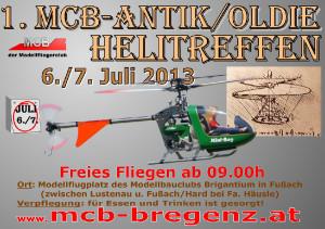 1. MCB Antik/Odie Hubschraubertreffen