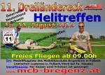 11. Dreiländereck Helitreffen 2012