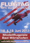Modellflugtag Modellfliegerclub Bad Wörishofen e.V. 18.06. – 19.06.2011