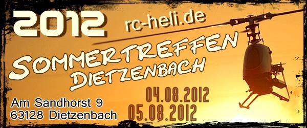 rc-heli.de Sommertreffen 2012