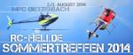 rc-heli.de Sommertreffen beim MFC-Dietzenbach 02.08. – 03.08.2014