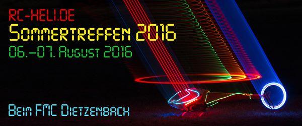 rc-heli.de Sommertreffen 2016