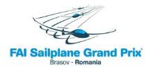 FAI Sailplane Qualifikationswettbewerb in Brasov