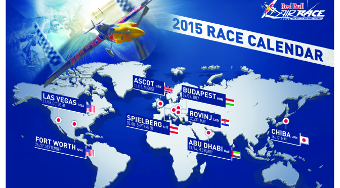 Red Bull Air Race Weltmeisterschaft Las Vegas 17.10. – 18.10.2015