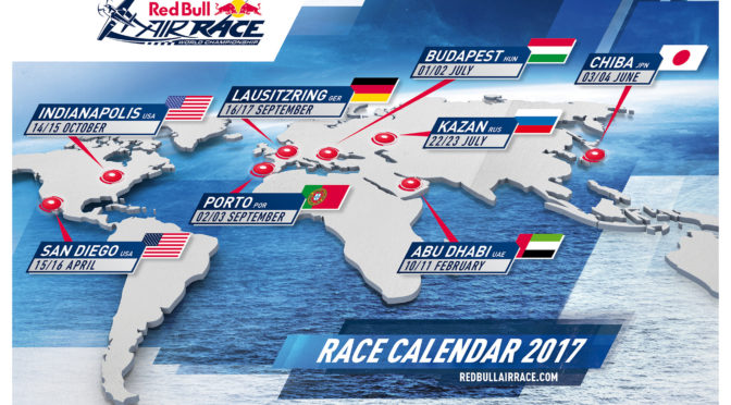 Red Bull Air Race Lausitzring 16.09. – 17.09.2017