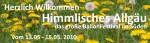 """""""Himmlisches Allgäu"""" 13.05. – 15.05.2010"""