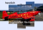 Flugplatzfest Fliegergruppe Heubach e.V. 03.07. – 04.07.2010