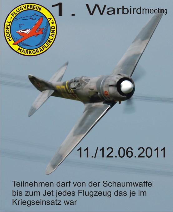 1. Warbirdmeeting beim MFM