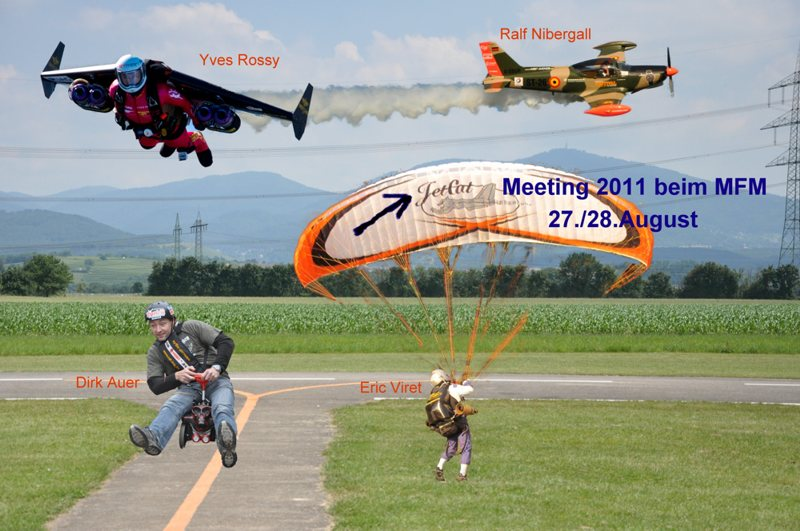 JetCat -Meeting 2011
