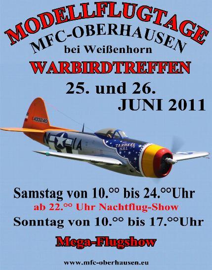 Warbirdtreffen 2011